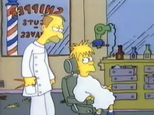 Bart dal barbiere 2