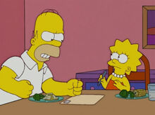 Homer zangado mesa lisa editora poesias