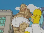 Homerseeshisstatue
