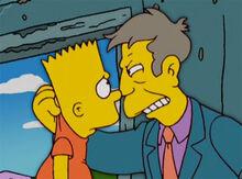 Bart skinner inimigos