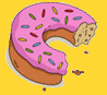 Donut yellow