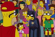 Fruit Bat Man i Kid Sourpuss