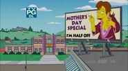 Homer Scissorhands Billboard Gag