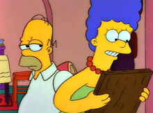 Homer fraude marge orgulhosa