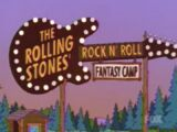 The Rolling Stones Rock N' Roll Fantasy Camp