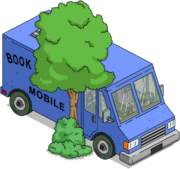 Tapped out book burning mobile