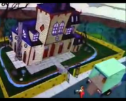 TheSimpsonsNewBadDreamHouse