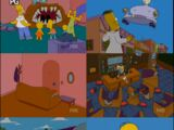 Attacking Couches couch gag