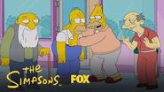 Grampa Brings Homer To His Level Season 25 Ep