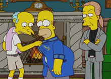 Homer 40 roupão monty declan