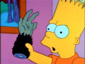 Lisa's Nightmareopaw