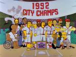 SNPP softball team - city champs
