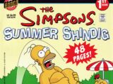 The Simpsons Summer Shindig