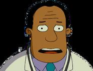 Doctor Julius Hibbert in The Simpsons Movie