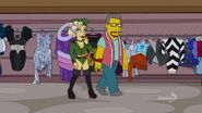 Lisa goes Gaga -2015-01-04-05h03m13s35