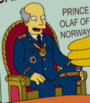 Prince Olaf of Norway