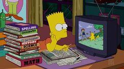 Élémentaire, mon cher Simpson