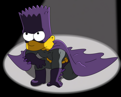 I am Bartman by leif j