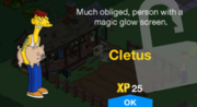 250px-Tapped Out Cletus New Character