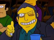 Fat Tony Thumbs Up