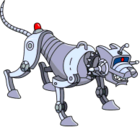 Frinks robot dog Tapped Out