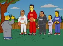 Homer alunos