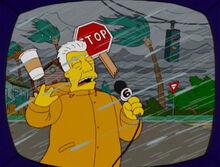 Kent brockman stop furacão
