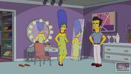 Marge Simpson in Wrecking Queen Scenes 15