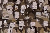 Publiczność Burnsa
