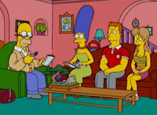 Simpsons terapia casal buck tabitha