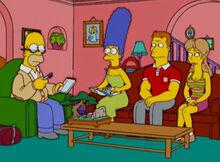 Simpsons terapia casal buck tabitha