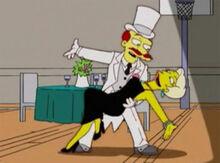 Willie lindsey dança