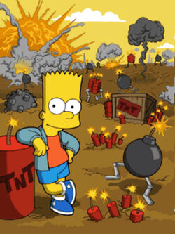 The Simpsons 2 Itchy and Scratchy Land 2