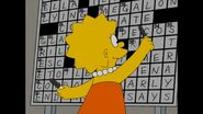 Homer and Lisa Exchange Cross Words (126)