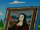 Mona Lisa - Pintura