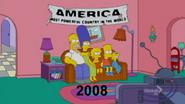 Simpsons 2008