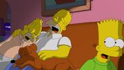 The Simpsons - To Cur With Love 1
