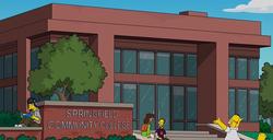 Community College w Springfield