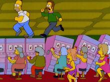 Homer ned fugindo amber ginger