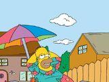 Homer tamanho família