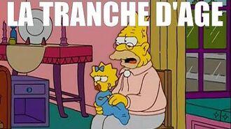 Parlons Simpson 7 La tranche d'âge
