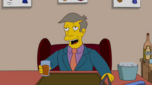 Seymour Skinner hd