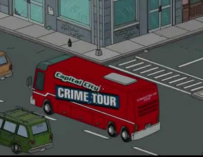 Crime Tour