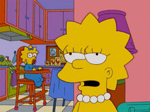 Lisa maggie eu sabia