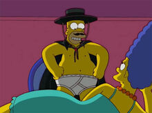Marge homer fantasia 2 18x15