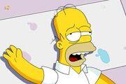 Simpsons app ugh