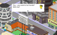 Frank Grimes Grimey in The Simpsons Tapped Out