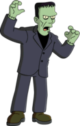 Frankenstein's Monster Tapped Out