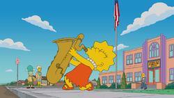 Lisa Gets the Blues 1