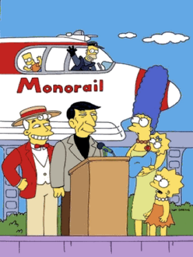 Marge vs the Monorail - promo avat0